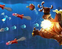 Burnout Paradise, Rayman Legends иPure получили совместимость сXbox One