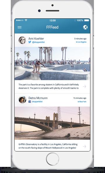 app-feed