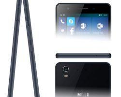 Coship собирает с народа деньги на выпуск недорого Windows-смартфона