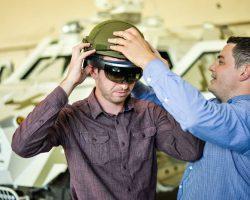 Украинская армия возьмёт на вооружение шлем HoloLens?