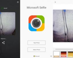 На Android и в вебе появилось приложение Microsoft Selfie