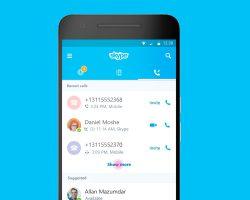 Android-смартфоны получат поддержку SMS Relay вSkype