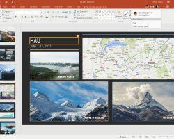 ВPowerPoint теперь можно совместно работать над документами
