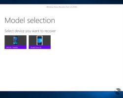 ВWindows Device Recovery Tool появилась поддержка новых моделей смартфонов
