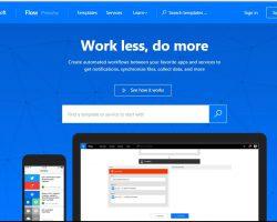 ВMicrosoft Flow добавлена поддержка DocuSign, SurveyMonkey иOneNote Business