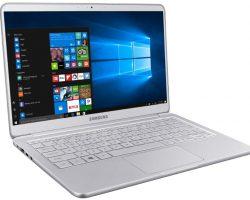 Представлена обновлённая линейка ноутбуков Samsung Series9
