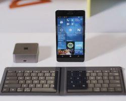 Microsoft превращает смартфон в настоящий ПК!