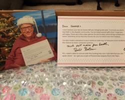 Билл Гейтс стал Санта Клаусом