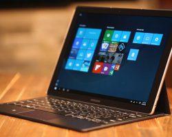 Samsung покажет навыставке CES два новых Windows-планшета