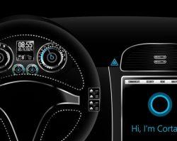 BMW будет использовать Cortana в своих автомобилях