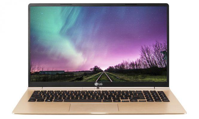 Ноутбук обновлённой линейки LG Gram
