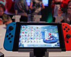 Nintendo Switch— портативный конкурент Xbox