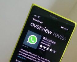 WhatsApp прекратил поддержку ОС Windows Phone 7