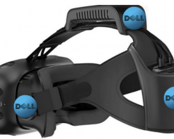 Dell разрабатывает беспроводную VR-гарнитуру