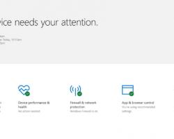 Microsoft усовершенствует систему безопасности Windows10