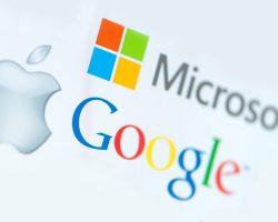 Google, Apple иMicrosoft встали научёт для уплаты НДС вРоссии