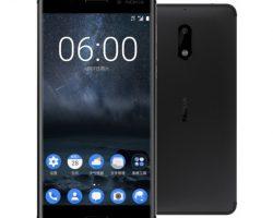 Представлен смартфон Nokia 6