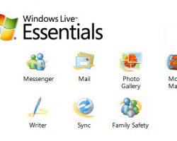 Microsoft прекращает поддержку Windows Essentials