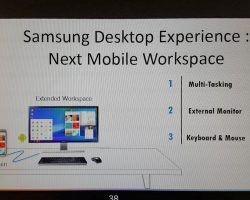 Вновом флагмане Samsung будет аналог функции Continuum