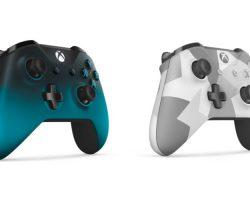 Вышли два новых контроллера для Xbox One