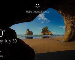 Как настроить экран блокировки (Lock Screen) в Windows 10