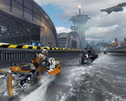 На Windows 10 и Xbox One вышла игра Riptide GP: Renegade