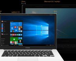 Китайский сюрприз. Обзор недорогого ноутбука Chuwi LapBook 14.1