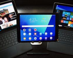 Galaxy Book 10иGalaxy Book 12— новые планшеты Samsung набазе Windows10