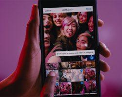 В Instagram появилась поддержка фотоальбомов