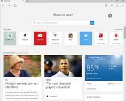 На браузер Edge пожаловались за отображение недостоверных новостей