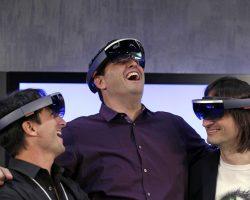Создано приложение под HoloLens для незрячих