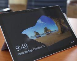 Подтвердилось существование планшета Microsoft Surface Pro 5