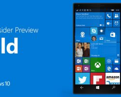 Список исправлений и изменений в сборке 15025 для Windows 10 Mobile