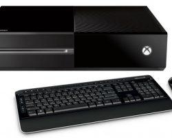 На Xbox One все же появится поддержка мыши и клавиатуры
