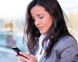 Придуман новый способ набора текста на смартфонах