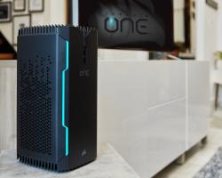 Corsair официально представила игровой компьютер One