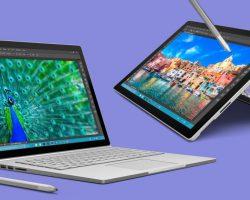 Вместо Surface Book 2 и Surface Pro 5 Microsoft представит устройство в новой категории
