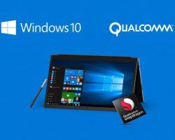 Microsoft и Qualcomm показали ноутбуки на ARM с Windows 10