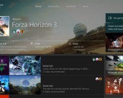 Пользователи Xbox One начали получать обновление Creators Update