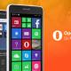 Приложение Opera Mini временно недоступно на смартфонах с Windows
