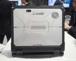 Первый взгляд на защищенный ноутбук Panasonic Toughbook CF-33