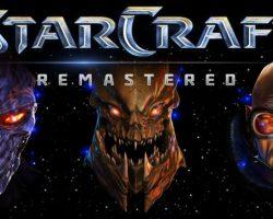 Состоялся анонс StarCraft Remastered
