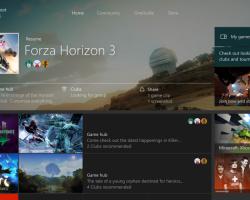 Участникам программы Xbox Insider цикла Ring 4 доступно обновление до Creators Update