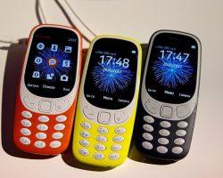 На следующей неделе в Европе стартуют продажи Nokia 3310