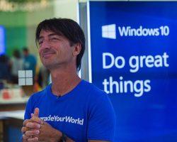Куратором разработки Windows 10 Cloud станет Джо Бельфиоре?