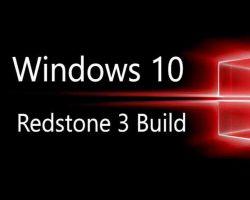 Microsoft представила первую тестовую сборку из цикла Redstone 3