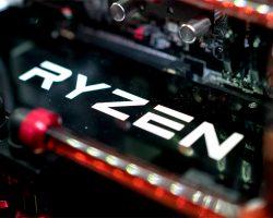 Процессоры Ryzen доберутся до ноутбуков уже в этом году