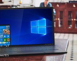 Microsoft представила Windows 10 S и студенческие ноутбуки Surface Laptop