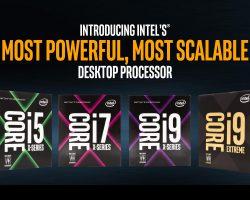 Intel презентовала новые процессоры Core X
