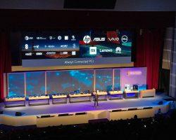 Первые Windows 10-компьютеры на ARM выпустят Asus, HP и Lenovo